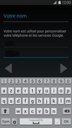 Samsung G900F Galaxy S5 - Applications - Créer un compte - Étape 6