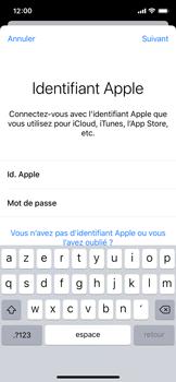 Apple iPhone XS - iOS 13 - Données - créer une sauvegarde avec votre compte - Étape 6