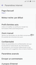 Samsung Galaxy S7 Edge (G935) - Internet - configuration manuelle - Étape 28