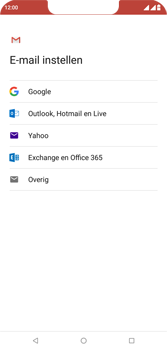 Wiko View 2 Plus - E-mail - e-mail instellen: IMAP (aanbevolen) - Stap 7