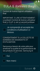 Samsung Galaxy S5 - Premiers pas - Créer un compte - Étape 4