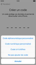 Apple iPhone 6s - Premiers pas - Créer un compte - Étape 15