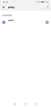 Huawei Mate 20 - Internet - handmatig instellen - Stap 8