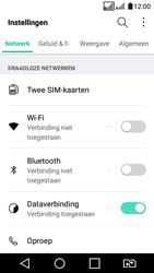 LG K4 (2017) (LG-M160) - Internet - Handmatig instellen - Stap 3