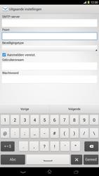 Sony C6833 Xperia Z Ultra LTE - E-mail - Handmatig instellen - Stap 13