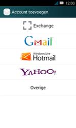 Huawei Y3 - E-mail - e-mail instellen: IMAP (aanbevolen) - Stap 5