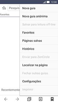 Asus Zenfone Go - Internet (APN) - Como configurar a internet do seu aparelho (APN Nextel) - Etapa 24