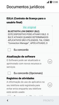 LG G5 Stylus - Primeiros passos - Como ativar seu aparelho - Etapa 14