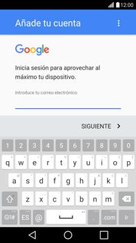 LG G4 - E-mail - Configurar Gmail - Paso 11