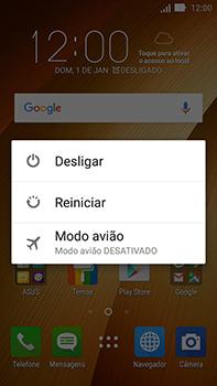 Asus Zenfone Go - Internet (APN) - Como configurar a internet do seu aparelho (APN Nextel) - Etapa 31