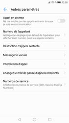 Huawei P9 Lite - Android Nougat - Messagerie vocale - configuration manuelle - Étape 7
