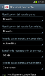 Samsung Galaxy S3 Mini - E-mail - Configurar Outlook.com - Paso 7