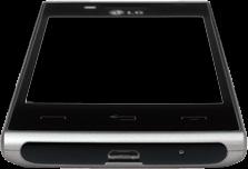 LG T385 - Premiers pas - Découvrir les touches principales - Étape 7