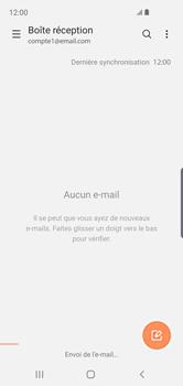 Samsung Galaxy S10e - E-mail - envoyer un e-mail - Étape 20