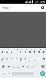 Alcatel U3 - Internet et connexion - Naviguer sur internet - Étape 7