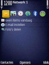 Nokia N86 - Buitenland - Bellen, sms en internet - Stap 12