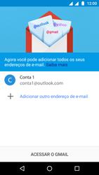 Motorola Moto G5 - Email - Como configurar seu celular para receber e enviar e-mails - Etapa 15