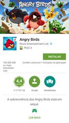 Samsung Galaxy S7 - Android Nougat - Aplicações - Como pesquisar e instalar aplicações -  18