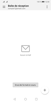 Huawei Mate 10 Pro Android Pie - E-mail - Envoi d