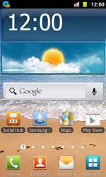 Samsung I8160 Galaxy Ace II - MMS - automatisch instellen - Stap 3