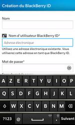BlackBerry Z10 - Applications - Télécharger des applications - Étape 10