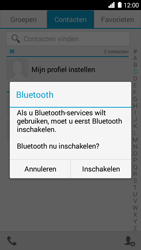 Huawei Ascend G6 4G (Model G6-L11) - Contacten en data - Contacten overzetten via Bluetooth - Stap 9