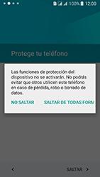Samsung Galaxy J3 (2016) DualSim (J320) - Primeros pasos - Activar el equipo - Paso 13