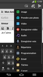 LG D955 G Flex - E-mail - envoyer un e-mail - Étape 10