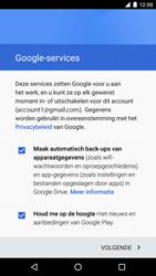 LG Nexus 5X - Applicaties - Account aanmaken - Stap 16