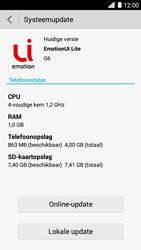 Huawei Ascend G6 4G (Model G6-L11) - Software updaten - Update installeren - Stap 6