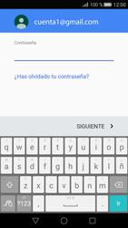 Huawei P8 - E-mail - Configurar Gmail - Paso 12