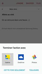 Samsung G925F Galaxy S6 Edge - E-mail - envoyer un e-mail - Étape 12