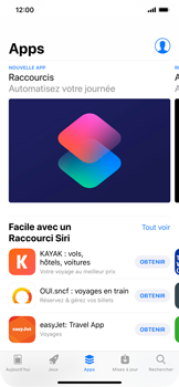 Apple iPhone XR - Applications - Télécharger des applications - Étape 7