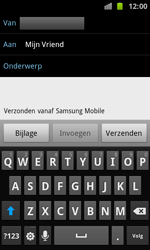 Samsung I8160 Galaxy Ace II - E-mail - hoe te versturen - Stap 7