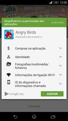 Sony Xperia M2 - Aplicações - Como pesquisar e instalar aplicações -  18