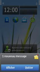 Nokia C7-00 - MMS - configuration automatique - Étape 5