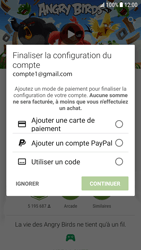 Samsung G920F Galaxy S6 - Android Nougat - Applications - Télécharger des applications - Étape 20