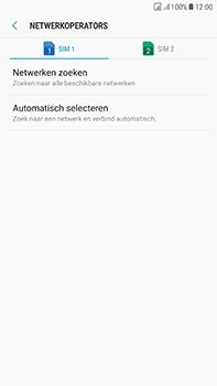 Samsung J730F Galaxy J7 (2017) (DualSIM) - Netwerk - gebruik in het buitenland - Stap 10