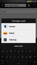 HTC Desire 601 - MMS - afbeeldingen verzenden - Stap 14