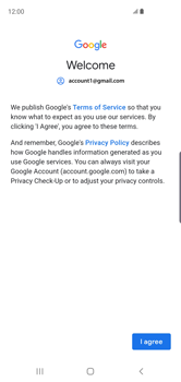 Samsung Galaxy S10 - E-mail - Manual configuration (gmail) - Step 12