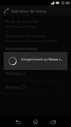 Sony C1905 Xperia M - Réseau - utilisation à l'étranger - Étape 12