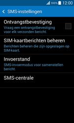 Samsung G355 Galaxy Core 2 - SMS - Handmatig instellen - Stap 9