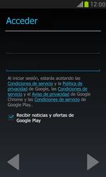 Samsung Galaxy S3 Mini - Primeros pasos - Activar el equipo - Paso 16