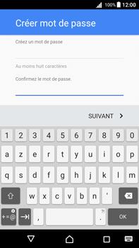 Sony Xperia Z5 Premium (E6853) - Android Nougat - Applications - Créer un compte - Étape 13