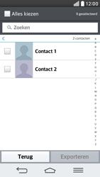 LG D620 G2 mini - Contacten en data - Contacten kopiëren van toestel naar SIM - Stap 7