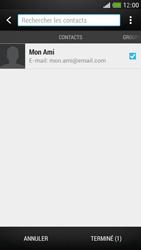 HTC One Mini - E-mail - envoyer un e-mail - Étape 6