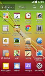 LG F70 - Photos, vidéos, musique - Prendre une photo - Étape 3