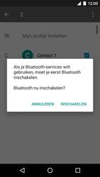 Fairphone Fairphone 2 (2017) - Contacten en data - Contacten overzetten via Bluetooth - Stap 10