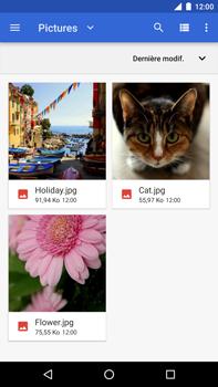 Huawei Nexus 6P - Android Oreo - E-mail - Envoi d