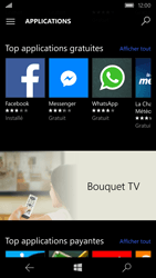 Microsoft Lumia 650 - Applications - Télécharger des applications - Étape 8